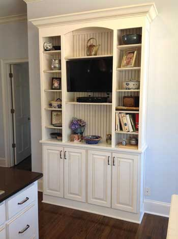 Kitchen TV Cabinet
